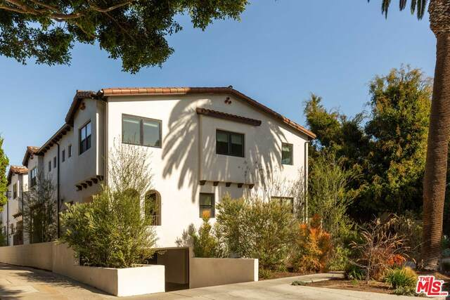 4058 Madison Ave C, Culver City, CA 90232 (#21-677644) :: The Pratt Group