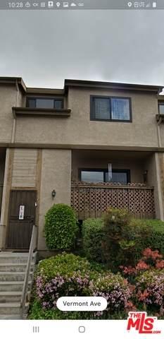 850 W 157Th St #2, Gardena, CA 90247 (#21-677688) :: The Pratt Group