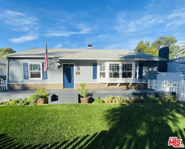 11647 Mccormick St, Valley Village, CA 91601 (#21-677738) :: The Parsons Team