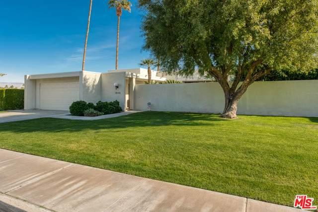 1810 Via Aguila, Palm Springs, CA 92264 (#21-678288) :: TruLine Realty