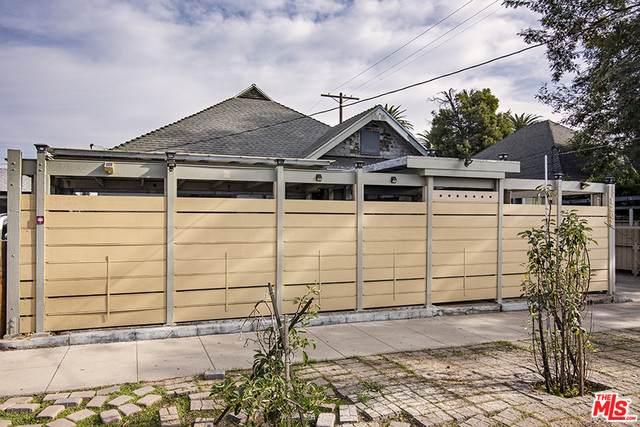 1202 N Ardmore Ave, Los Angeles, CA 90029 (#21-678294) :: The Pratt Group