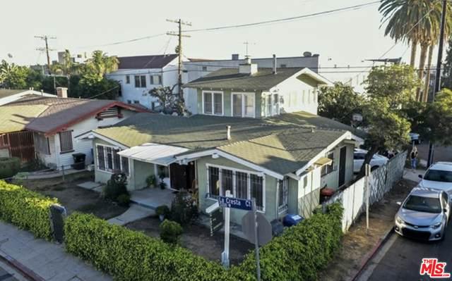 5360 La Cresta Ct, Los Angeles, CA 90038 (#21-678390) :: The Pratt Group