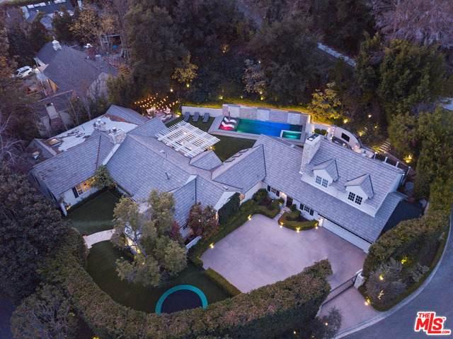 2791 Hutton Dr, Beverly Hills, CA 90210 (#21-678922) :: The Pratt Group