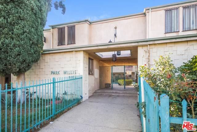 8355 Willis Ave #6, Panorama City, CA 91402 (#21-679160) :: Eman Saridin with RE/MAX of Santa Clarita