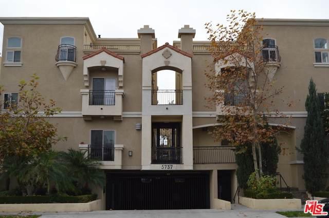 5737 Camellia Ave #110, North Hollywood, CA 91601 (#21-679256) :: The Pratt Group