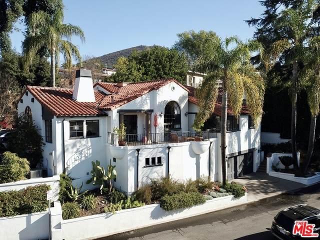 3123 La Suvida Dr, Los Angeles, CA 90068 (#21-679366) :: Eman Saridin with RE/MAX of Santa Clarita