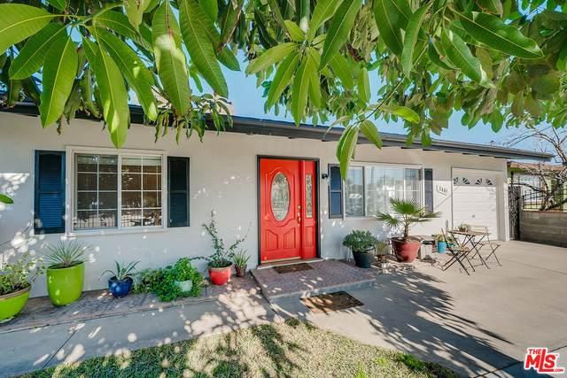 3461 Brandon St, Pasadena, CA 91107 (#21-679400) :: TruLine Realty