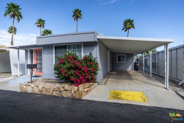 112 Valley Dr, Palm Springs, CA 92264 (#21-679420) :: The Pratt Group