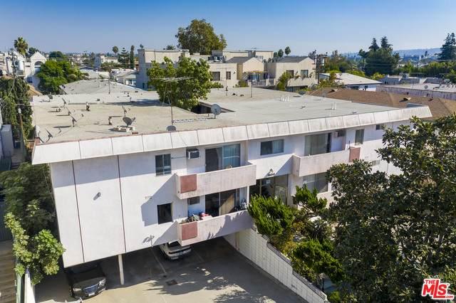 1534 S Shenandoah St, Los Angeles, CA 90035 (#21-679590) :: The Pratt Group