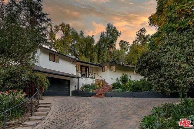 4692 Morro Dr, Woodland Hills, CA 91364 (#21-679662) :: Harcourts Bella Vista Realty