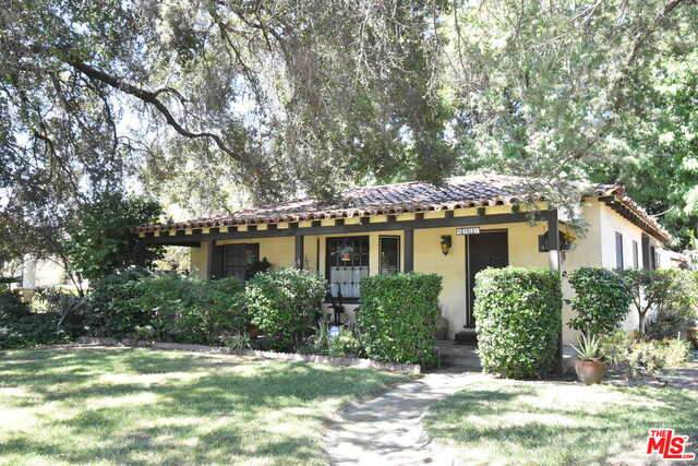 4961 Agnes Ave, Valley Village, CA 91607 (#21-679722) :: TruLine Realty