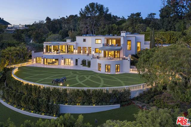 Private Road Off Lower Benedict Canyon Dr, Beverly Hills, CA 90210 (#21-679756) :: TruLine Realty