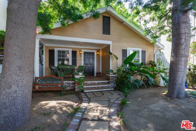 8970 Cynthia St, West Hollywood, CA 90069 (#21-679890) :: HomeBased Realty