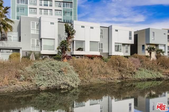 310 Washington Blvd #803, Marina Del Rey, CA 90292 (#21-680236) :: TruLine Realty