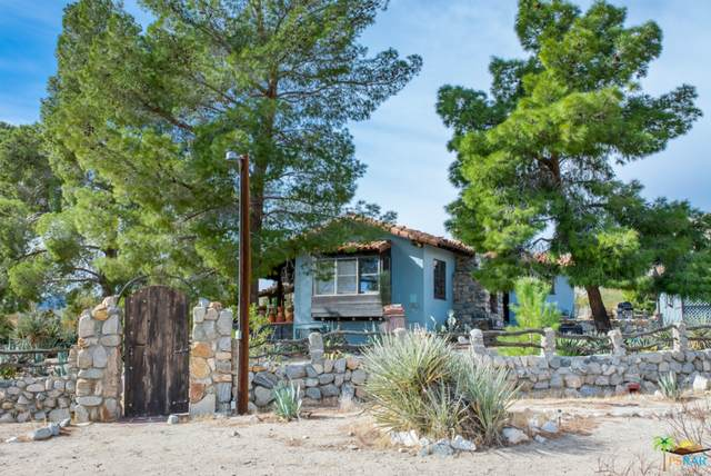 10728 San Jacinto St, Morongo Valley, CA 92256 (#21-680254) :: The Pratt Group