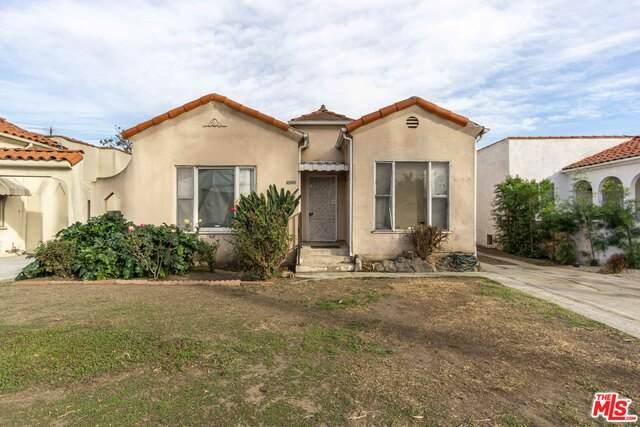 3032 Somerset Dr, Los Angeles, CA 90016 (#21-680256) :: The Pratt Group