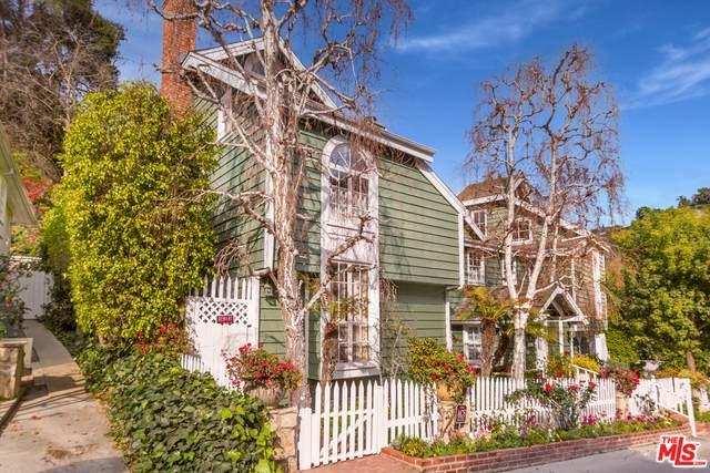 10643 Somma Way, Los Angeles, CA 90077 (#21-680312) :: Lydia Gable Realty Group