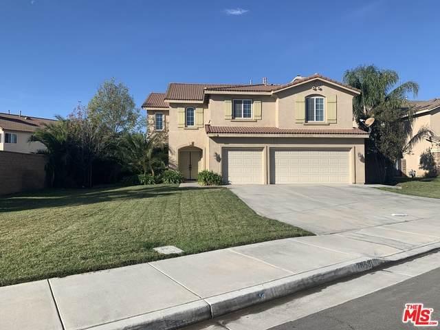 7853 Hall Ave, Corona, CA 92880 (MLS #21-680348) :: Hacienda Agency Inc