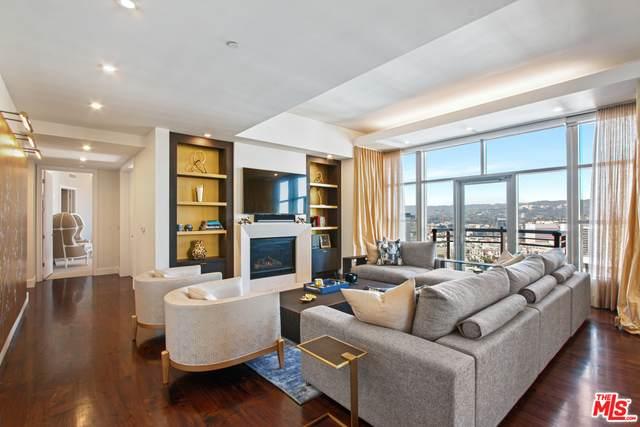 10776 Wilshire Blvd #1801, Los Angeles, CA 90024 (#21-680354) :: HomeBased Realty