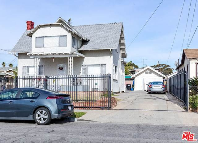 3641 Lanfranco St, Los Angeles, CA 90063 (#21-680440) :: The Grillo Group