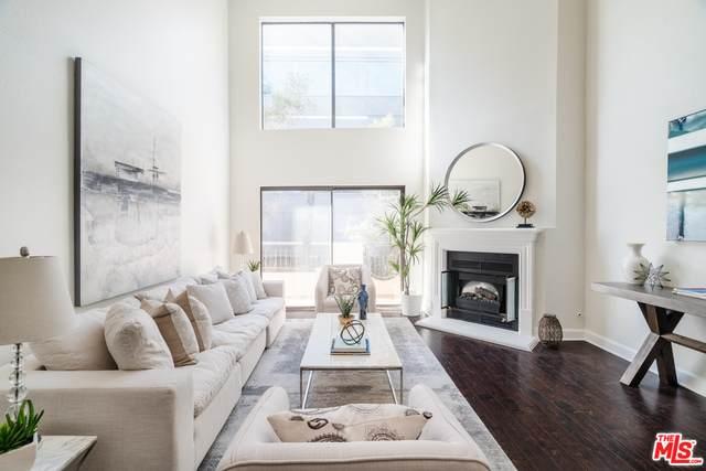 1633 S Bentley Ave #305, Los Angeles, CA 90025 (#21-680498) :: HomeBased Realty