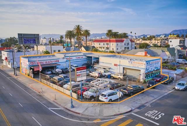 4401 Beverly Blvd, Los Angeles, CA 90004 (#21-680632) :: TruLine Realty