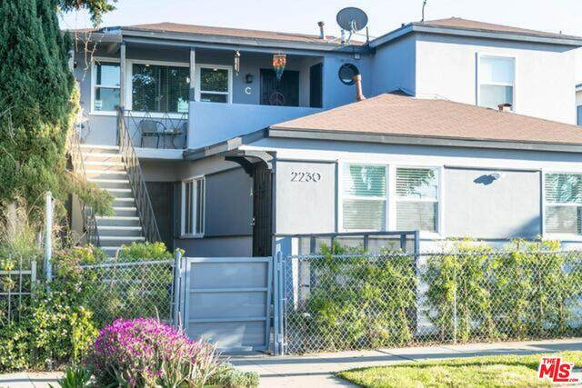 2230 Delaware Ave, Santa Monica, CA 90404 (#21-680650) :: HomeBased Realty
