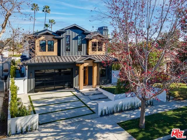 542 N Poinsettia Pl, Los Angeles, CA 90036 (#21-680790) :: TruLine Realty