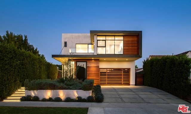 818 N Curson Ave, Los Angeles, CA 90046 (#21-680794) :: HomeBased Realty