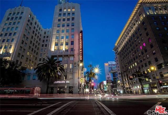 6253 Hollywood Blvd #909, Los Angeles, CA 90028 (#21-681002) :: The Pratt Group
