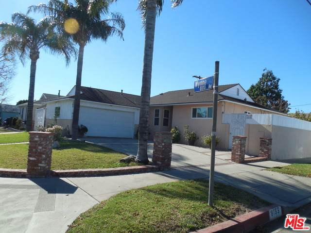 8155 Wynne Ave, Reseda, CA 91335 (MLS #21-681020) :: The Jelmberg Team