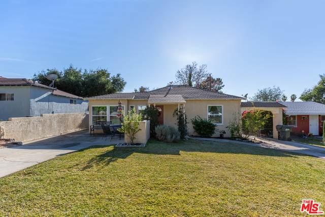 392 W Palm St, Altadena, CA 91001 (#21-681086) :: The Parsons Team