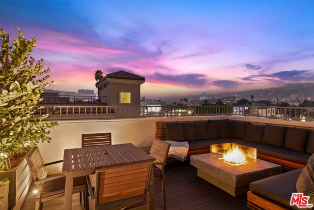 123 N Kings Rd #12, Los Angeles, CA 90048 (MLS #21-681108) :: Mark Wise | Bennion Deville Homes