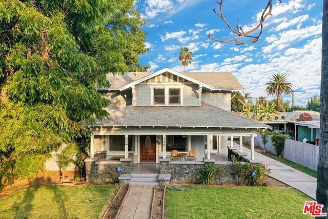 790 N El Molino Ave, Pasadena, CA 91104 (#21-681124) :: TruLine Realty