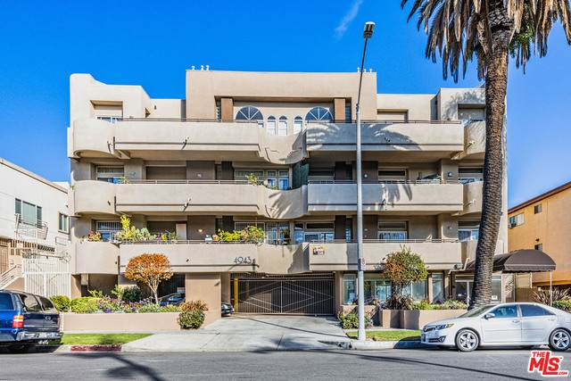4943 Rosewood Ave #104, Los Angeles, CA 90004 (#21-681138) :: TruLine Realty