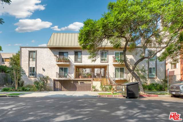 1827 Greenfield Ave #104, Los Angeles, CA 90025 (MLS #21-681364) :: The Sandi Phillips Team