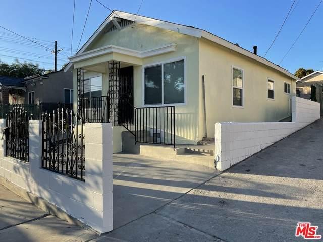584 W Santa Cruz St, San Pedro, CA 90731 (#21-681492) :: The Grillo Group