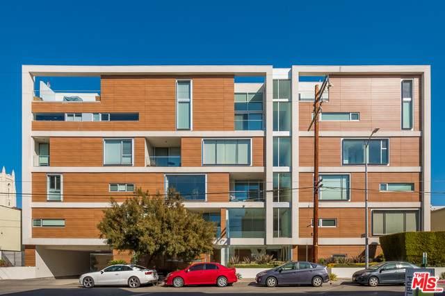 6735 Yucca St #207, Los Angeles, CA 90028 (MLS #21-681628) :: Mark Wise | Bennion Deville Homes