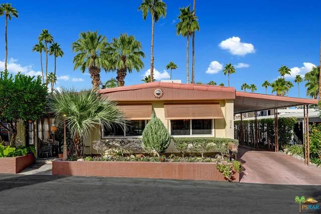 324 Marble Ln, Palm Springs, CA 92264 (MLS #21-681828) :: Zwemmer Realty Group