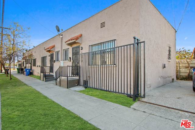 1570 E 110Th St, Los Angeles, CA 90059 (#21-681854) :: TruLine Realty