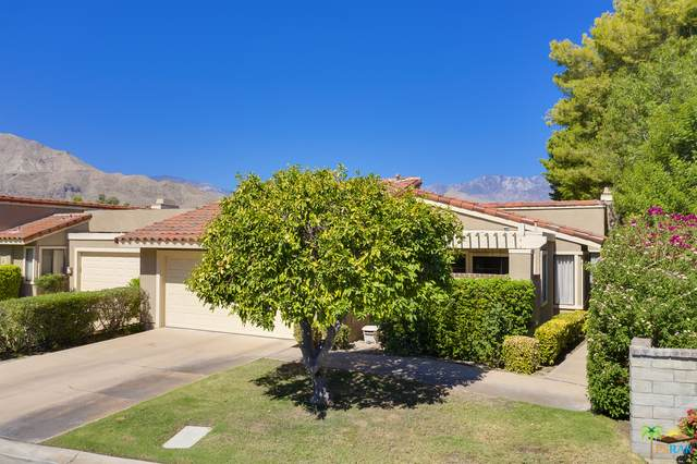 28 Tennis Club Dr, Rancho Mirage, CA 92270 (#21-681976) :: The Pratt Group