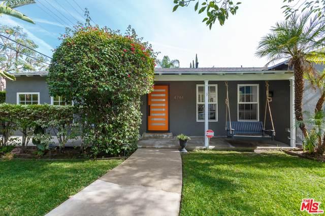 4744 Camellia Ave, Valley Village, CA 91602 (#21-682044) :: TruLine Realty