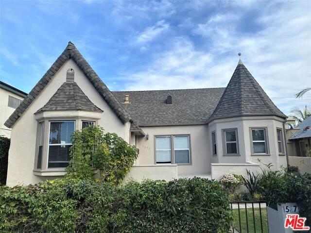 1527 19Th St, Santa Monica, CA 90404 (#21-682096) :: The Parsons Team
