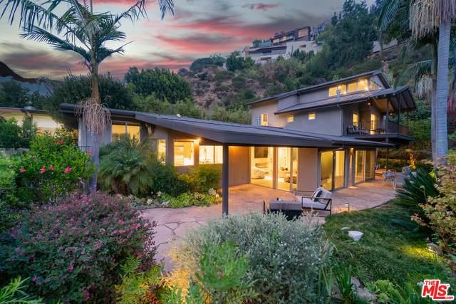 1536 Rising Glen Rd, Los Angeles, CA 90069 (#21-682122) :: Compass