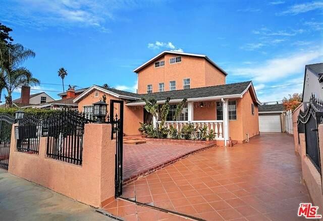 3612 Tuller Ave, Los Angeles, CA 90034 (#21-682176) :: The Suarez Team