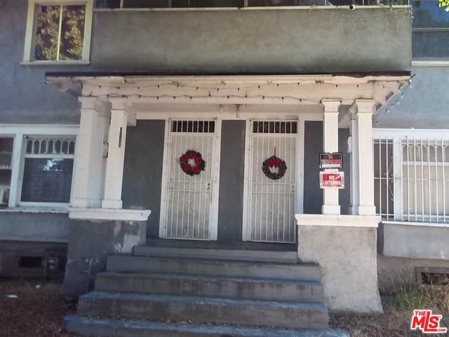 1444 W 22Nd St, Los Angeles, CA 90007 (#21-682320) :: Eman Saridin with RE/MAX of Santa Clarita