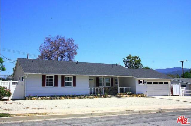 1102 Grandview Ave, Ojai, CA 93023 (#21-682414) :: TruLine Realty