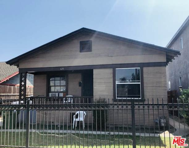 620 E 36Th St, Los Angeles, CA 90011 (#21-682440) :: TruLine Realty