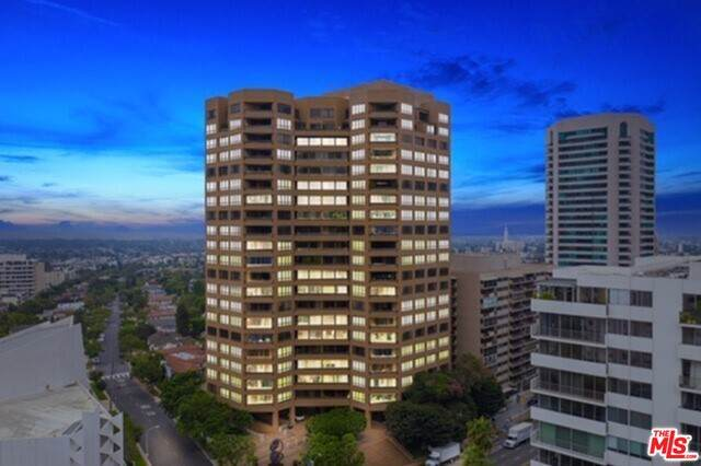 10430 Wilshire Blvd #803, Los Angeles, CA 90024 (#21-682554) :: The Pratt Group