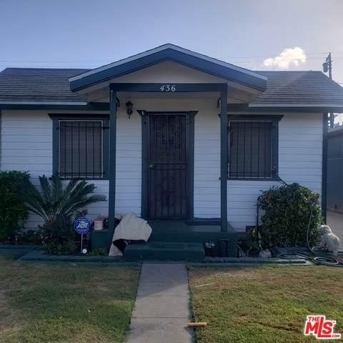 436 W Maple St, Compton, CA 90220 (#21-682600) :: Randy Plaice and Associates